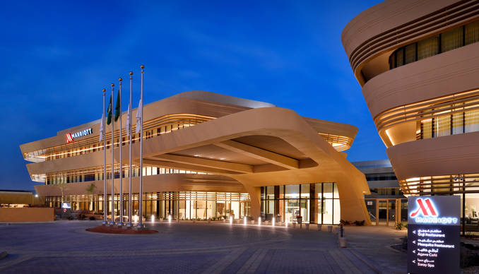 Marriott Diplomatic Quarter: A Hospitality Icon in the Saudi Capital