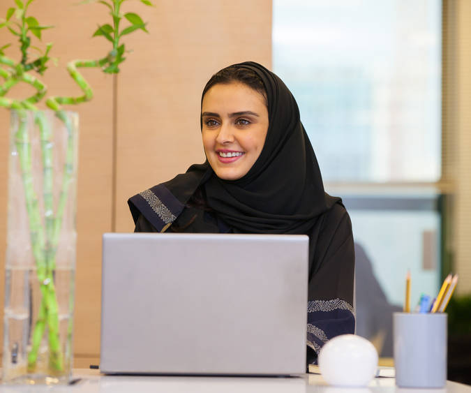 Saudi Women … Empowerment and Ambition Lead to Professional Excellence