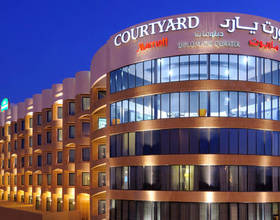 Courtyard Marriott Diplomatic Quarter